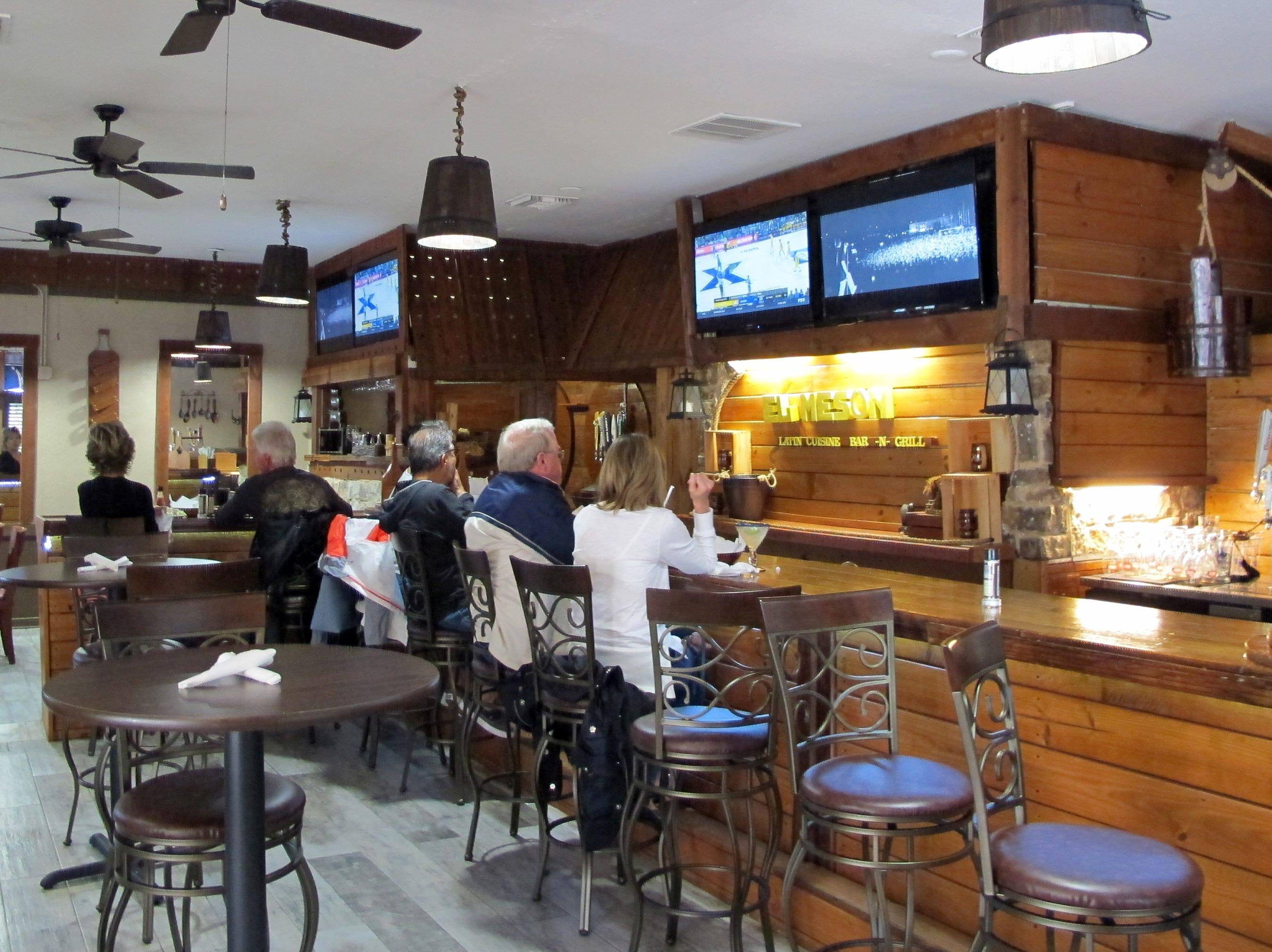 El Meson Latin Cuisine Bar & Grill opened in January 2019 on Bonita Beach Road in Bonita Springs.