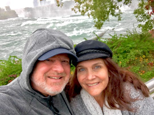 Regional features editor Dave Osborn will tell his story of how he met girlfriend Kriste Reynolds online and continue their romance more than 300 miles apart.