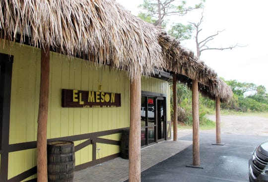 El Meson Latin Cuisine Bar & Grill opened in January 2019 on Bonita Beach Road in Bonita Springs.