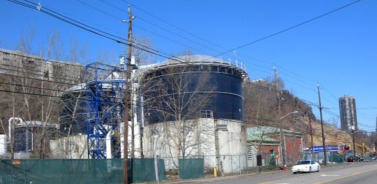 Woodcliff Treatment Plant in North Bergen