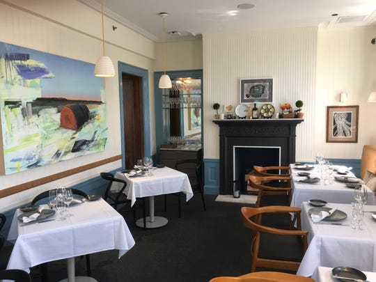 daPesca, the fine-dine seafood restaurant in Jockey Hollow