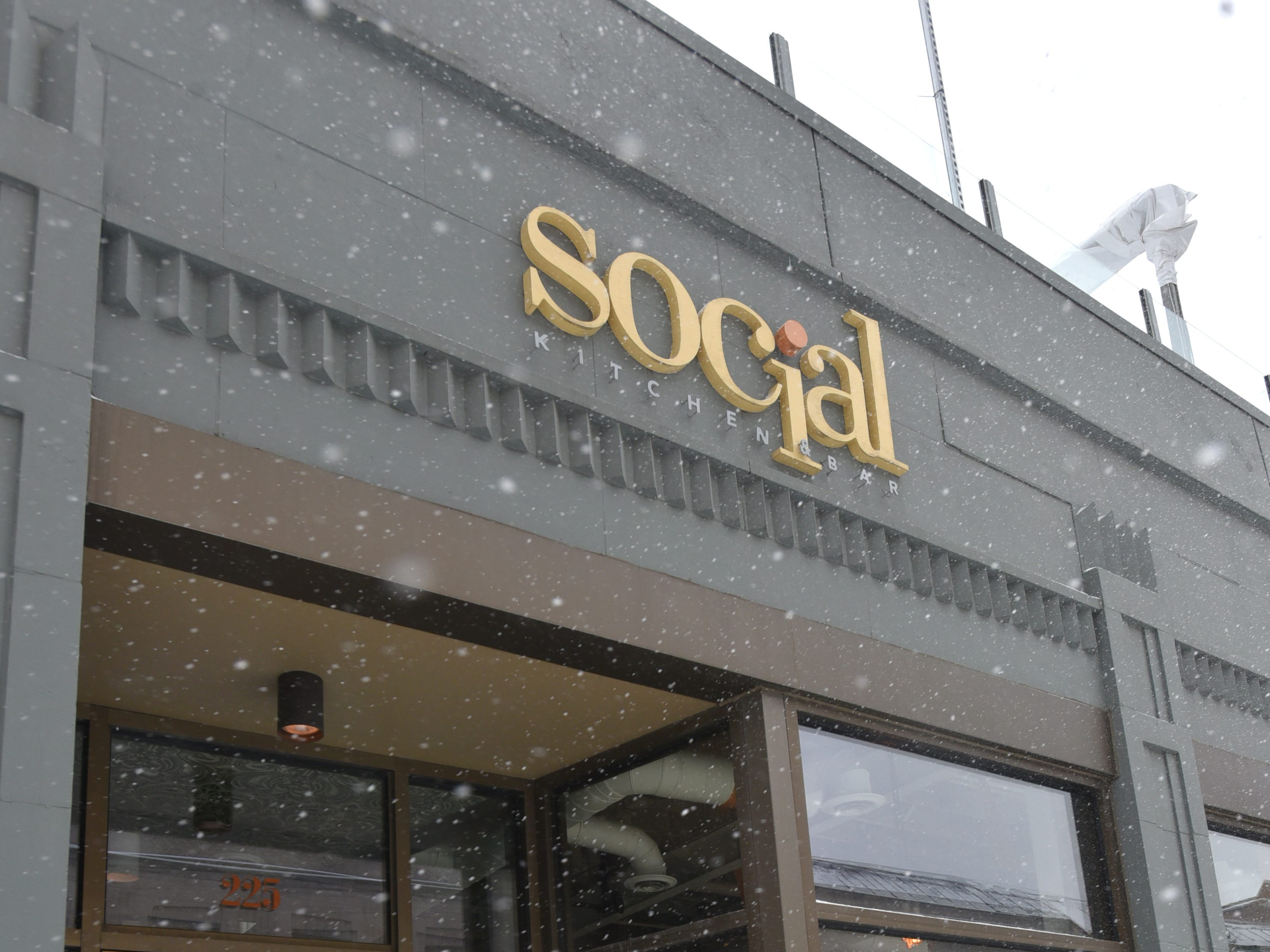 Social on East Maple in Birmingham.