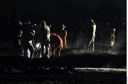 La tragedia ocurrió el 18 de enero, en una toma clandestina de un ducto que derramaba gasolina en el pueblo de Tlahuelilpan, en el estado de Hidalgo.