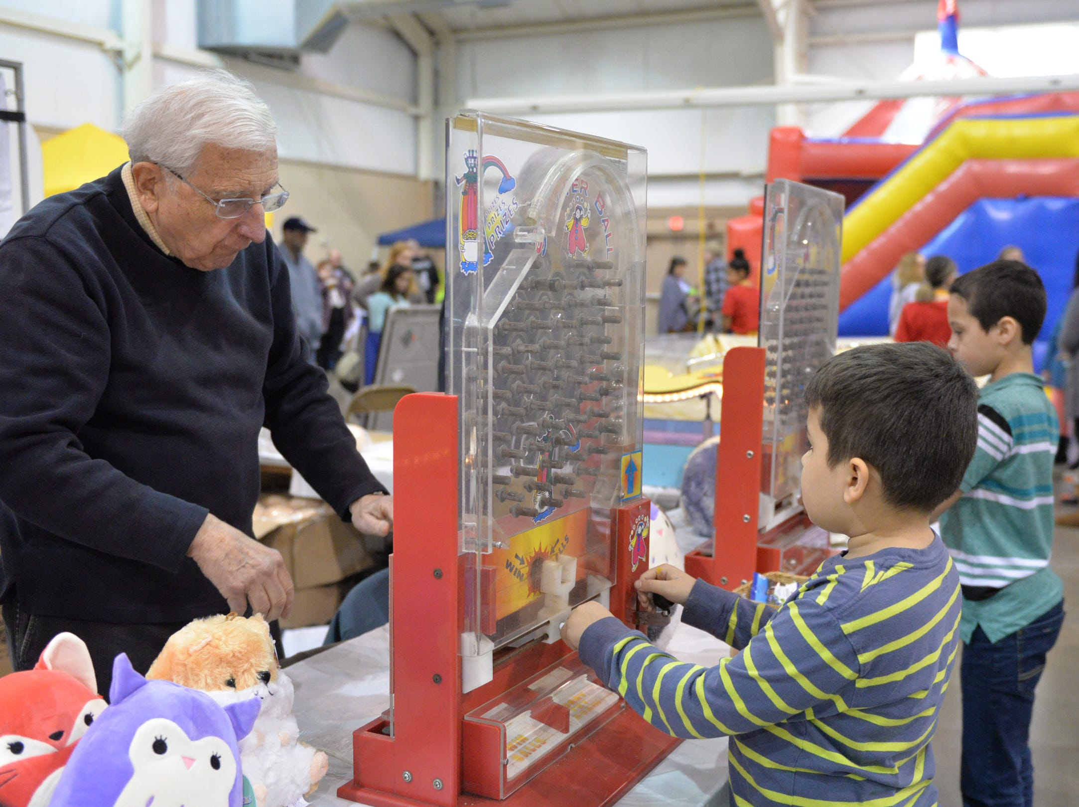 The Lebanon Rotary Club's Bologna Fest & Winter Carnival held on Saturday, January 26 at the Lebanon Valley Expo Center.
