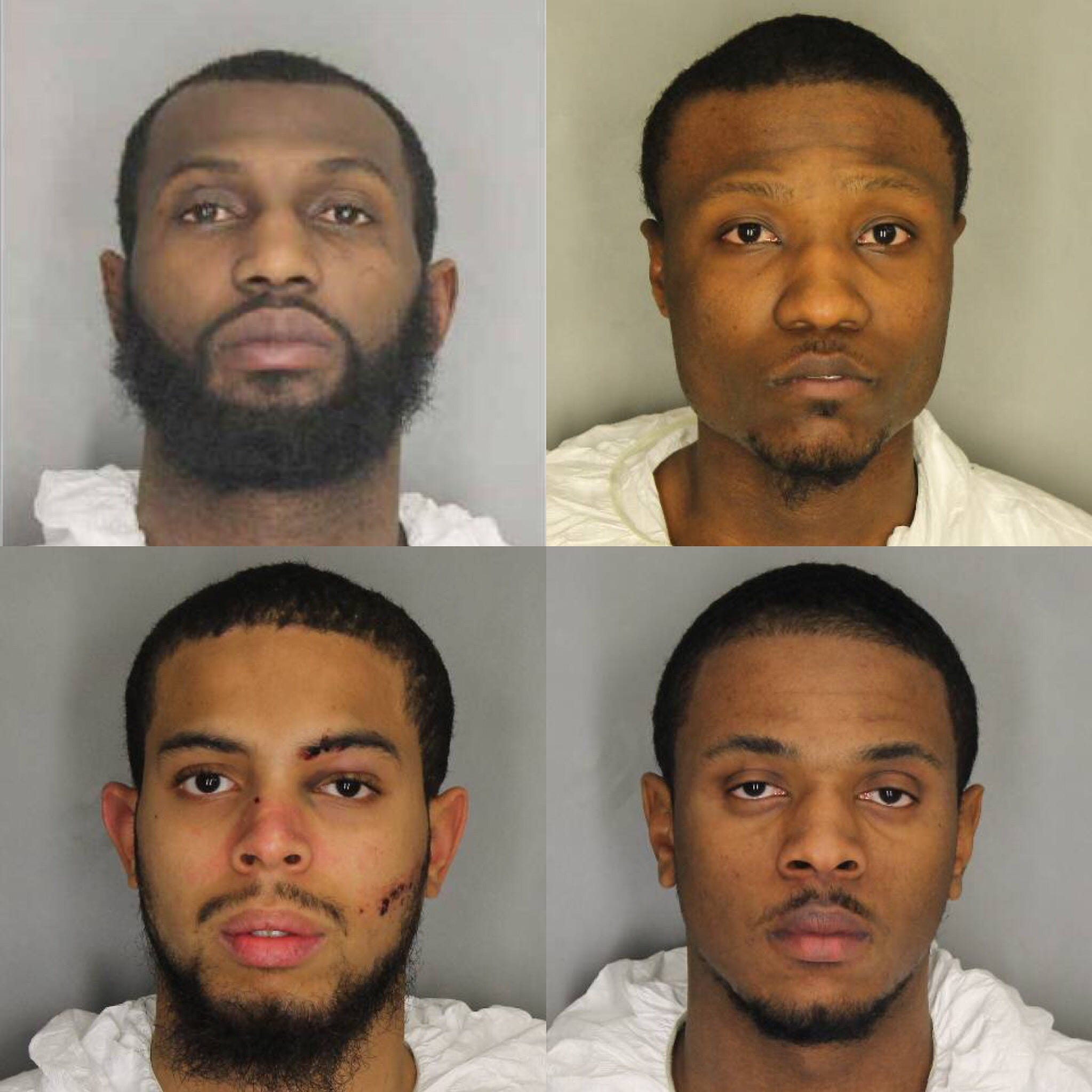 Poughkeepsie trio plead guilty to involvement in Newburgh homicide, police chase