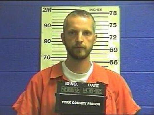 Nicholas Bonsall, 41, of West York.