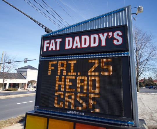 Fat Daddy's in Springettsbury Township is currently for sale. Co-owners Matt and Sean Landis are preparing to open The Treasury in downtown York in late 2019.