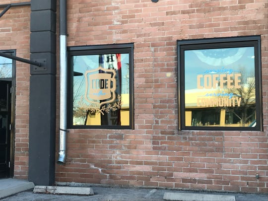 Code Coffee on South Wells Avenue offers 20 percent off to first responders and military personnel, past and present.