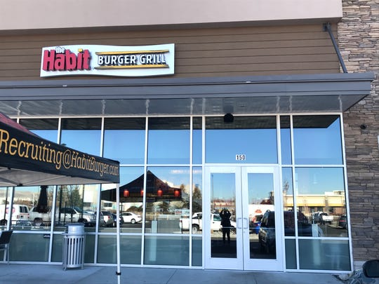 In January 2019, the Habit Burger Grill opened in the Outlets at Legends in Sparks, the second Northern Nevada outpost for the popular chain.