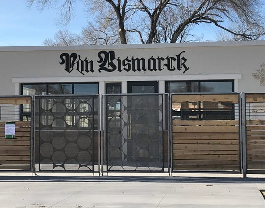 The upcoming Von Bismarck on South Wells Avenue is a project of T. Duncan Mitchell, owner of Chapel Tavern, among other spots.