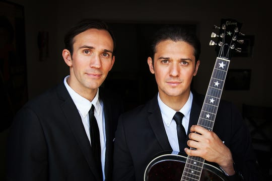 The Everly Brothers Experience featuring The Zmed Brothers:The Zmed Brothers have celebrated the pivotal music and history of The Everly Brothers legacy with enthusiastic crowds all across the US and overseas in prestigious venues,7:30 p.m. Feb. 14,Elsinore Theatre, 170 High St. SE. $25-37 in advance; $30-42 day of show. 503-375-3574 or www.elsinoretheatre.com.