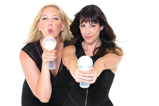 The Original Moms' Night Out is back, join comedians Shayna Ferm and Tracey Tee for The Pump and Dump Show, a hilarious and unique escape for all moms.