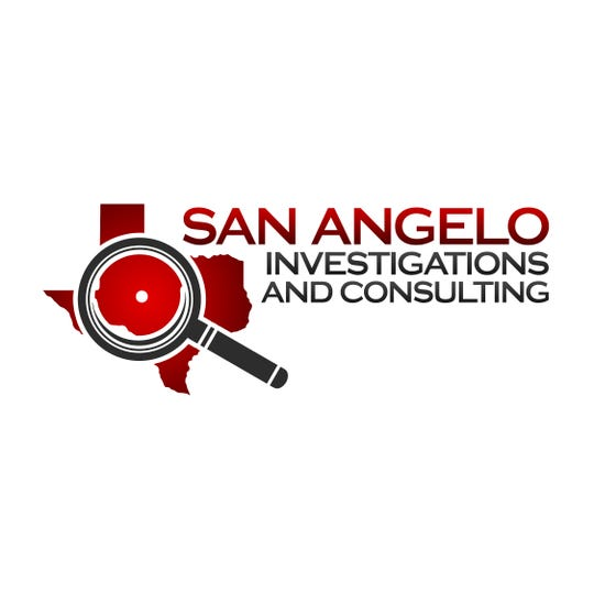 Logo for San Angelo Investigations and Consulting