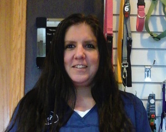 Robin Baldwin has a stable job at a Sioux Falls animal hospital but her annual salary does not leave room for medical benefits, savings or a retirement plan.