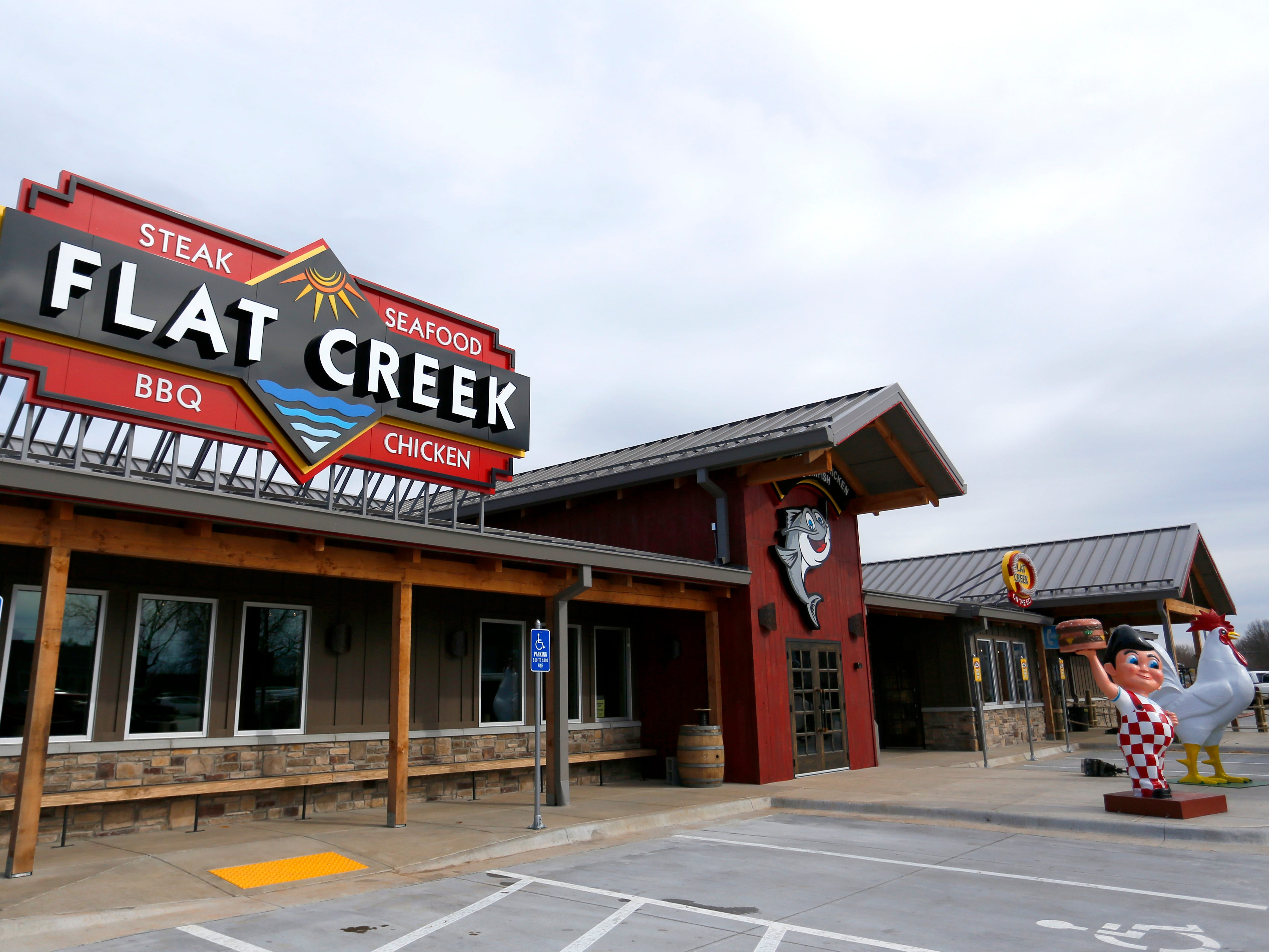 The popular Table Rock Lake area restaurant Flat Creek is opening a new location at 738 E. Highway 60 in Republic next week.