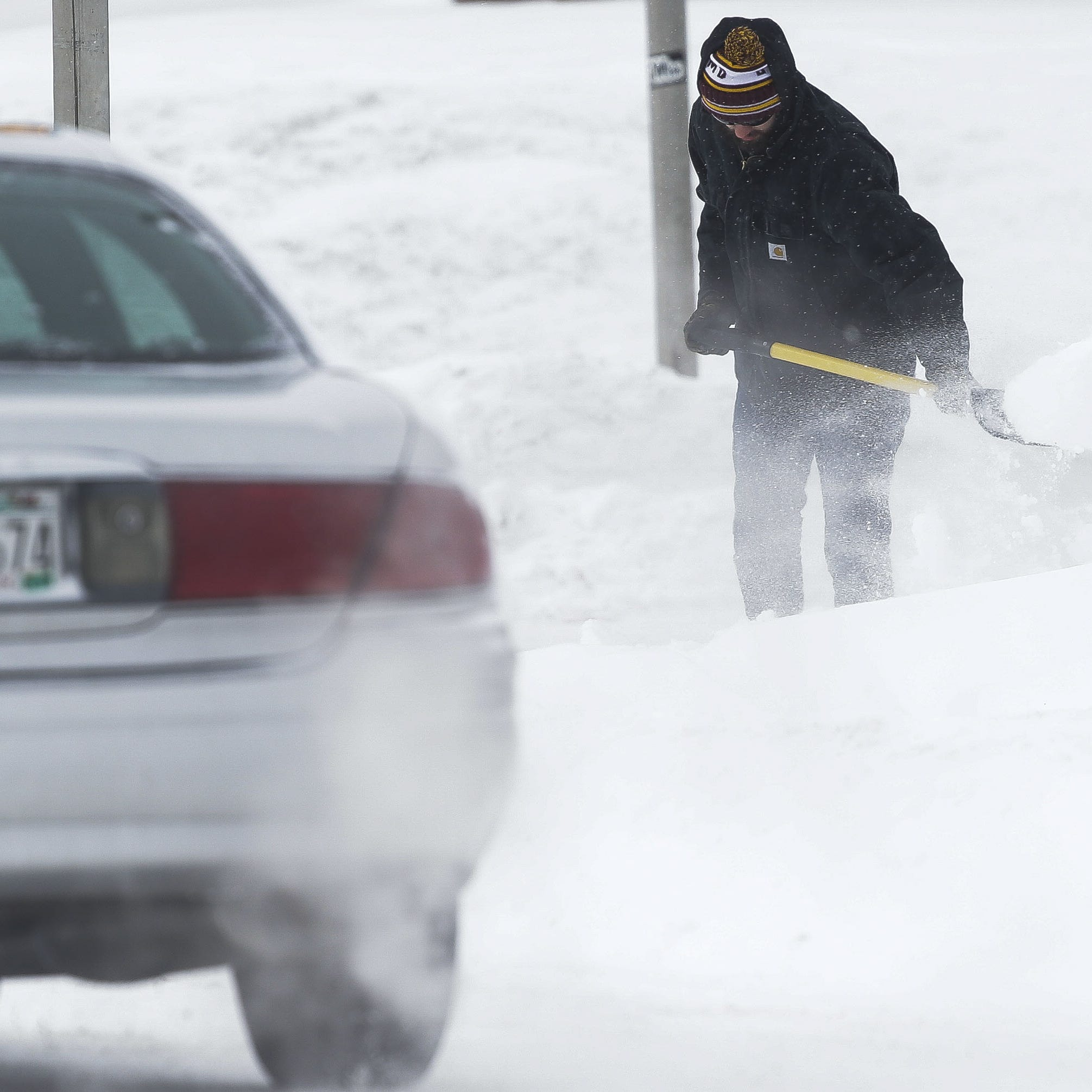 In Stevens Point, two winters of historic snowfalls result in 700 sidewalk complaints