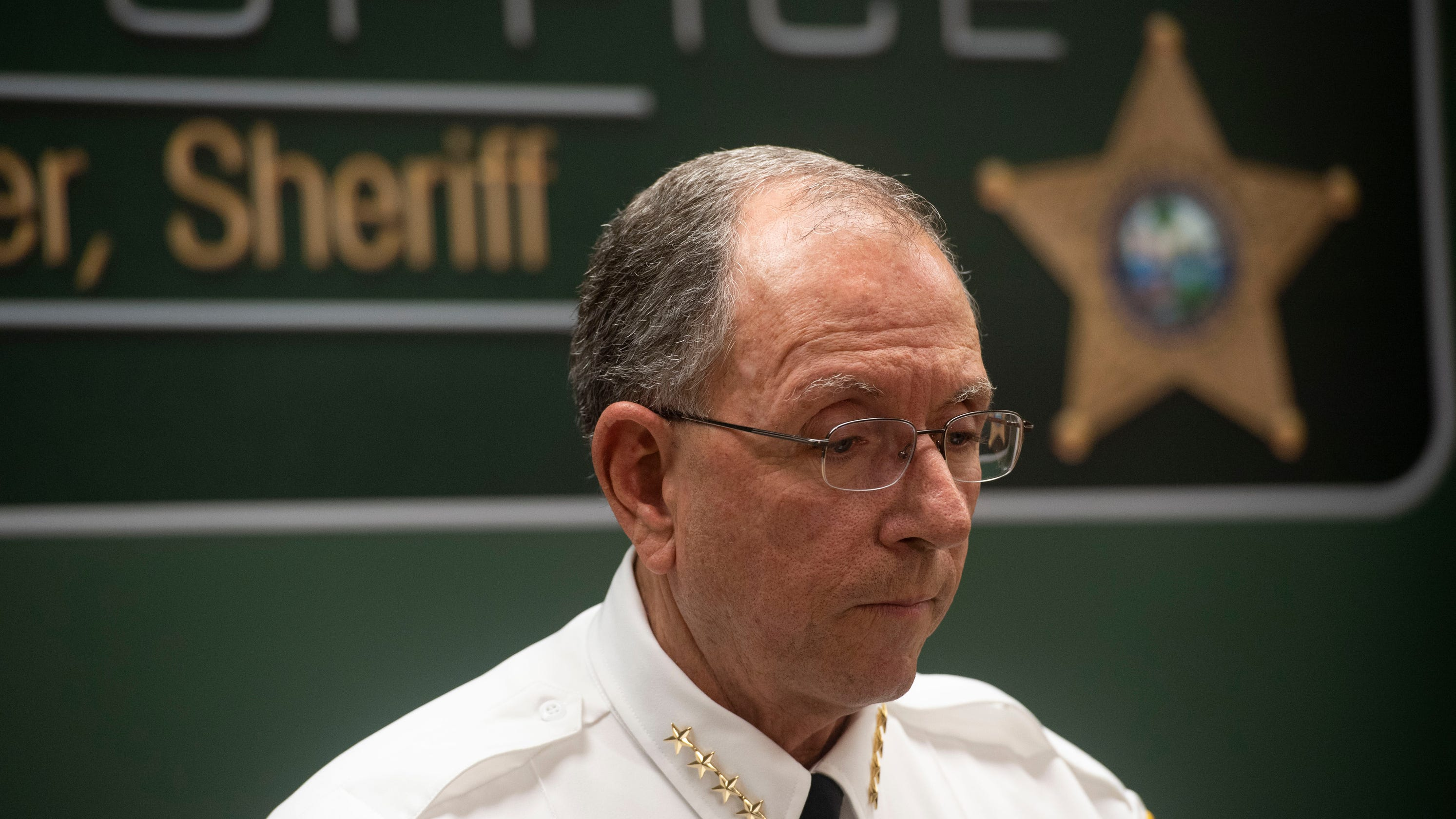 Martin County sheriff shares details of firing Deputy Steven O'Leary