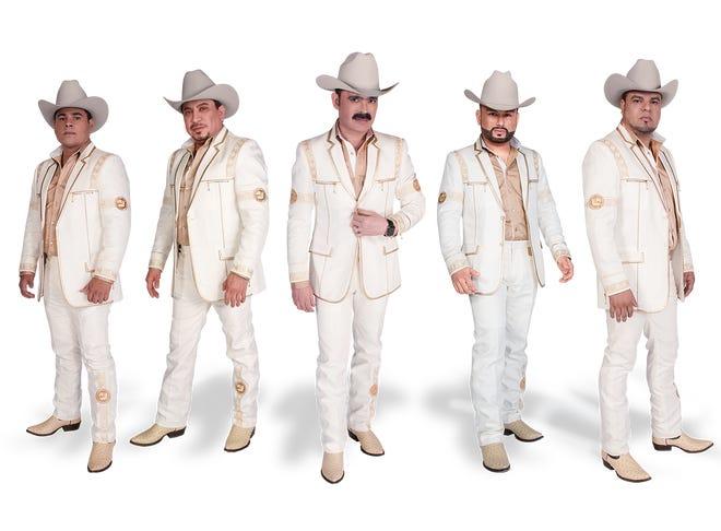 The Norteño genre's Los Tucanes de Tijuana will perform at the Chumash Casino Resort's Samala Showroom at 8 p.m. on Friday.