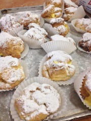 Feb. 1 is the deadline to order cream puffs from Mount Aviat Academy in Childs, Maryland, about 15 minutes from Newark. Pick-up is Feb. 8 at the school/