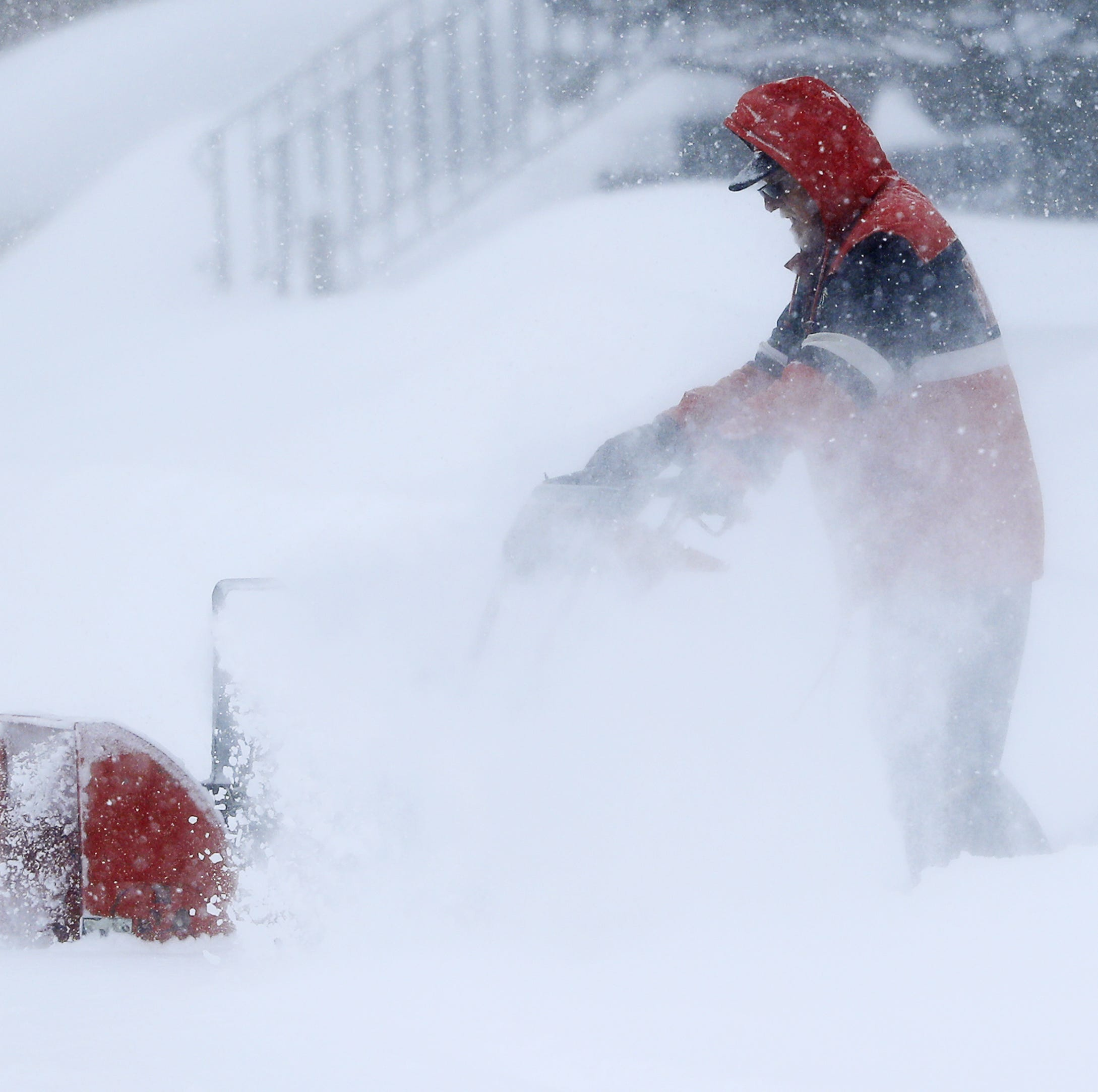 As snow piled up, Green Bay issued more than 100 fines for unshoveled sidewalks
