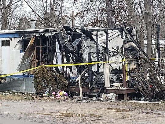 An early morning fire in New Lexington claimed the lives of two children, and injured three more.