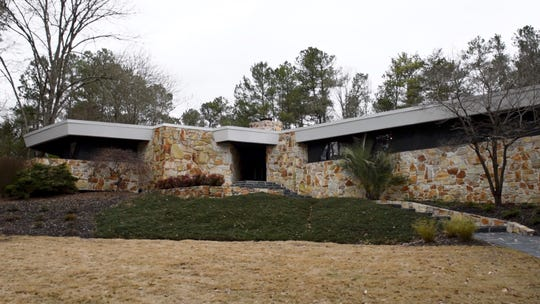 A luxury house in Atlanta, Georgia that you can rent for Super Bowl for $12,800 per night.