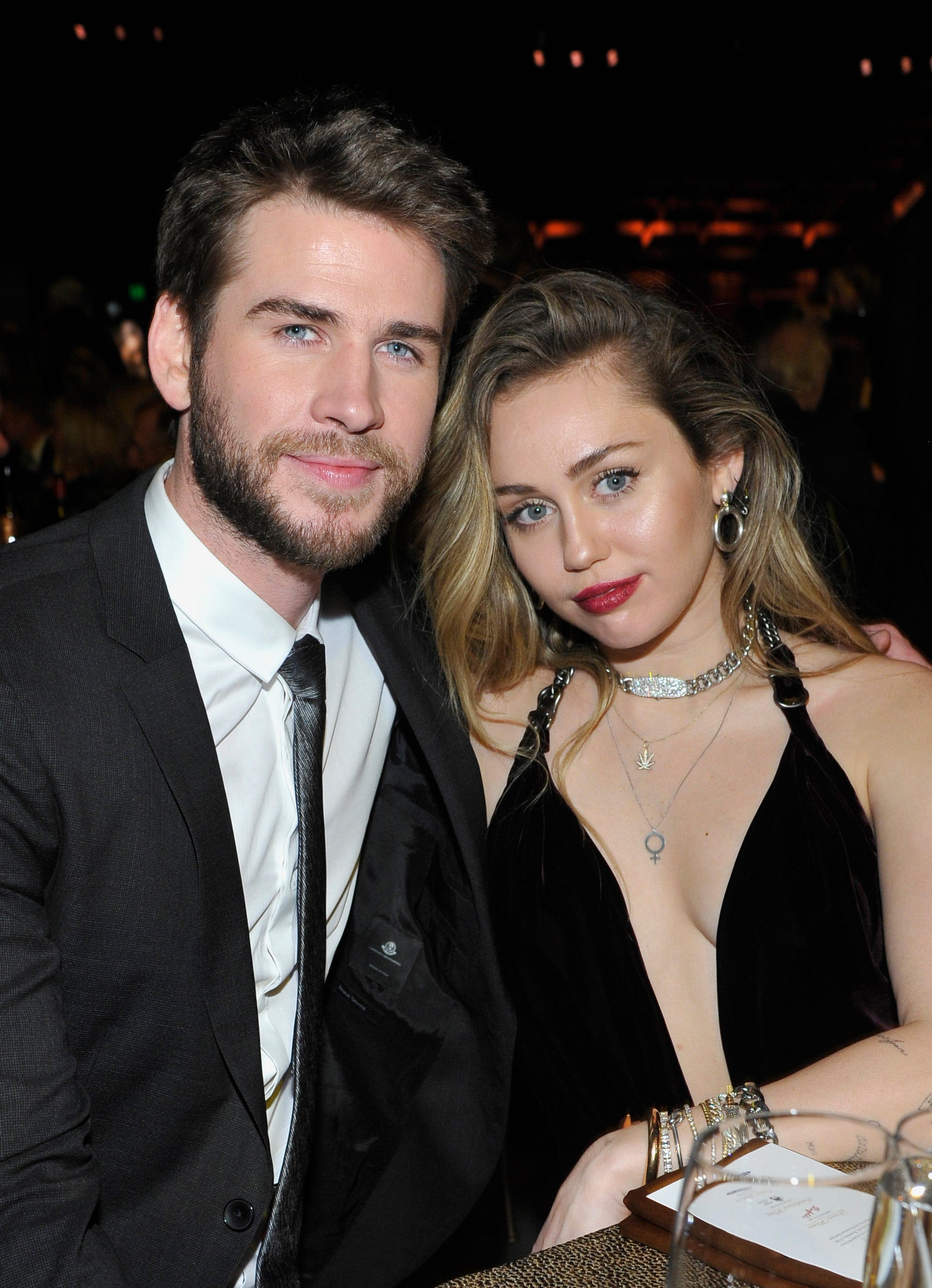 Chris Hemsworth recounts how his photos from Liam and Miley's wedding were almost leaked