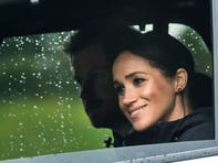'Suits' made a not-so-subtle quip about Duchess Meghan's new life