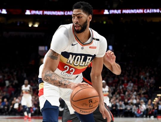 Anthony Davis has requested a trade from the New Orleans Pelicans.