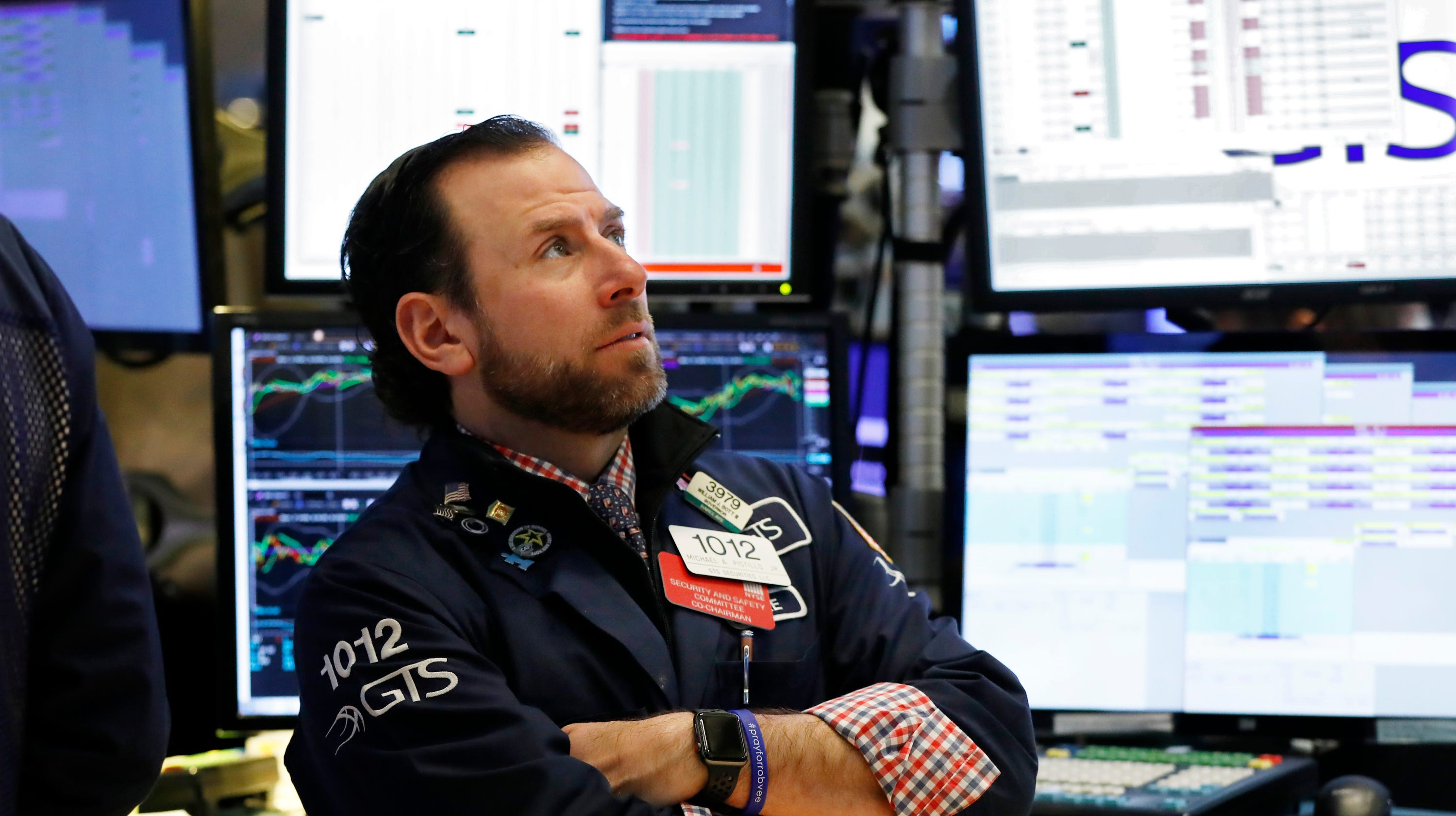 What did the Dow do today? Stocks end lower on slow China ... - photo#28