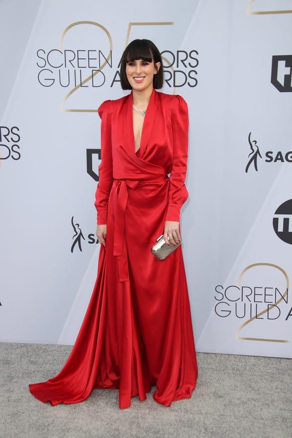 Celebrity Fashion: Rumer Willis
