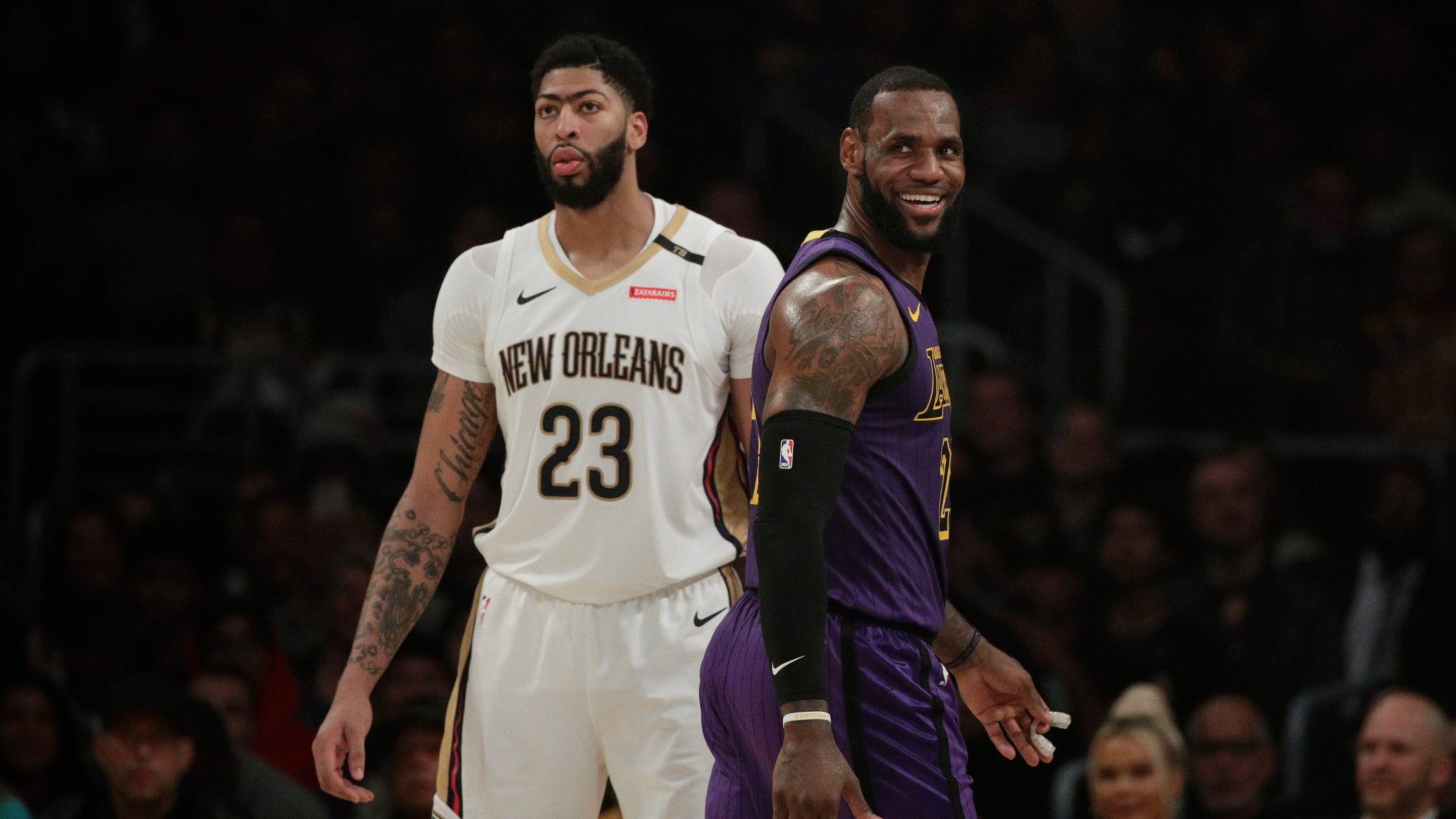 Anthony Davis trade  Six potential landing spots for Pelicans star 5b61cf158
