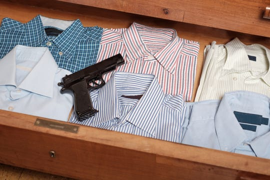 More gun owners with young kids are buying small guns, a trend researchers say could be contributing to child death.