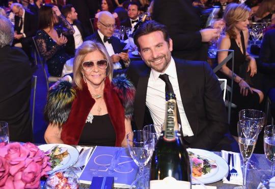 Bradley Cooper took his mom, Gloria Campano to the 2019 SAG Awards
