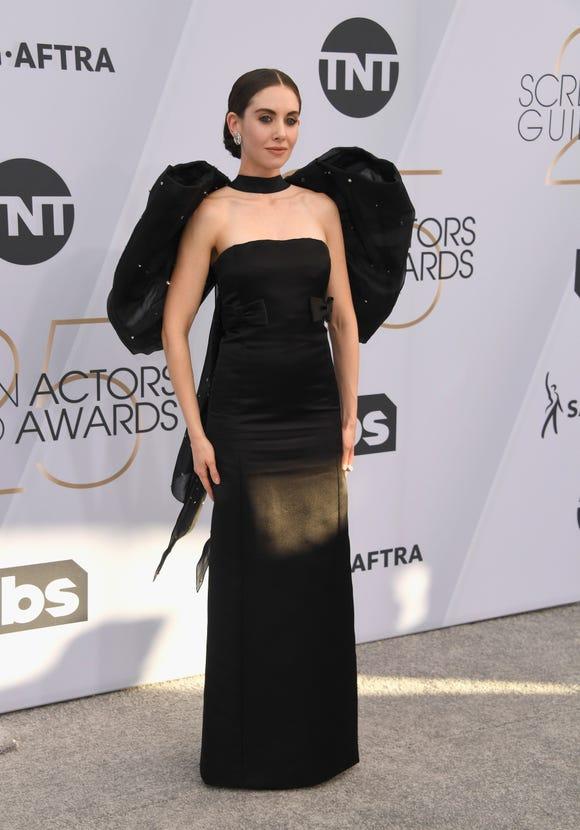 Celebrity Fashion: Alison Brie