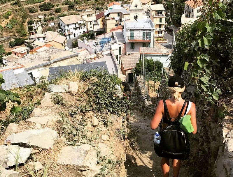 5 Terre Backpackers in Cinque Terre, Italy, is the rating criteria winner for best atmosphere.