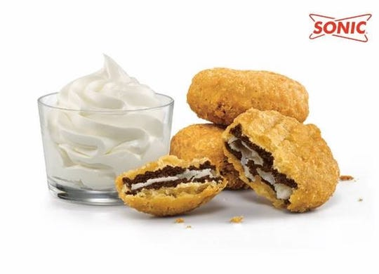 Sonic Drive-In has two new deep-fried treats.
