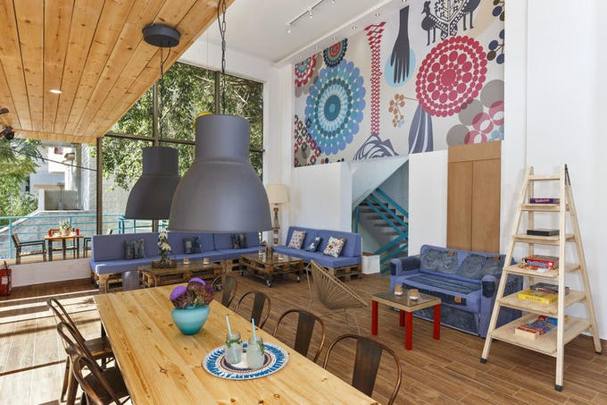 Looking for the best hostels in the world? You've come to the right place. Hostelworld ranked these hostels across a wide variety of categories. Stay Hostel in Rhodes, Greece, for instance, is the rating criteria winner for best staff and the No. 2 medium hostel (a hostel with 76 to 150 beds).