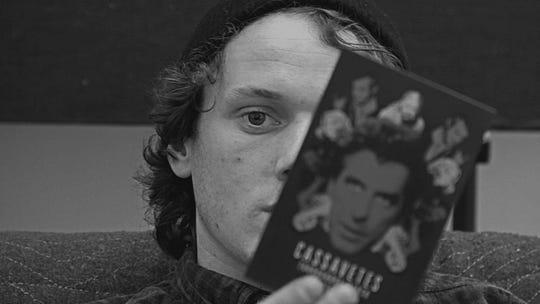 "Anton Yelchin, as seen in the documentary ""Love, Antosha."""