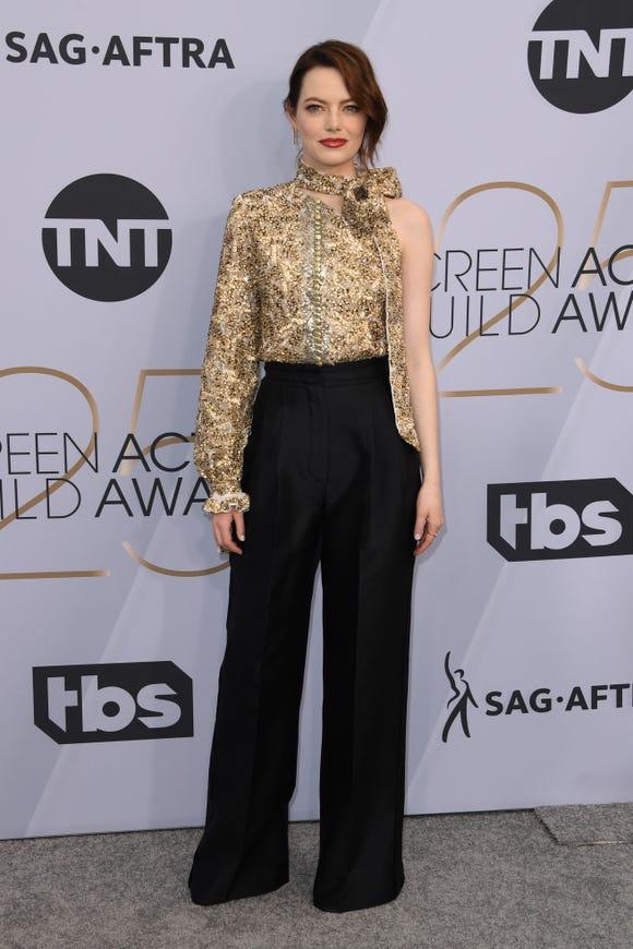 Celebrity Fashion: Emma Stone