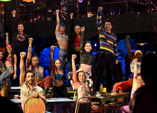 Rent' on Fox review: More a season of lousy than love