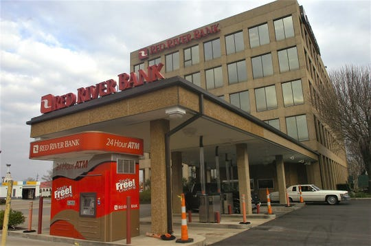 Red River Bank, a community bank based in Alexandria, is celebrating its 20th anniversary this month.