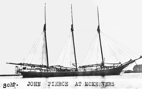 The Schooner John Pierce