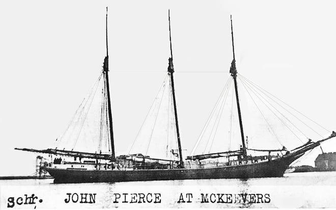 The Schooner John Pierce