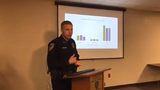 Abilene Police Chief Stan Standridge explains the reasons behind the trends in the city's 2018 crime statistics.