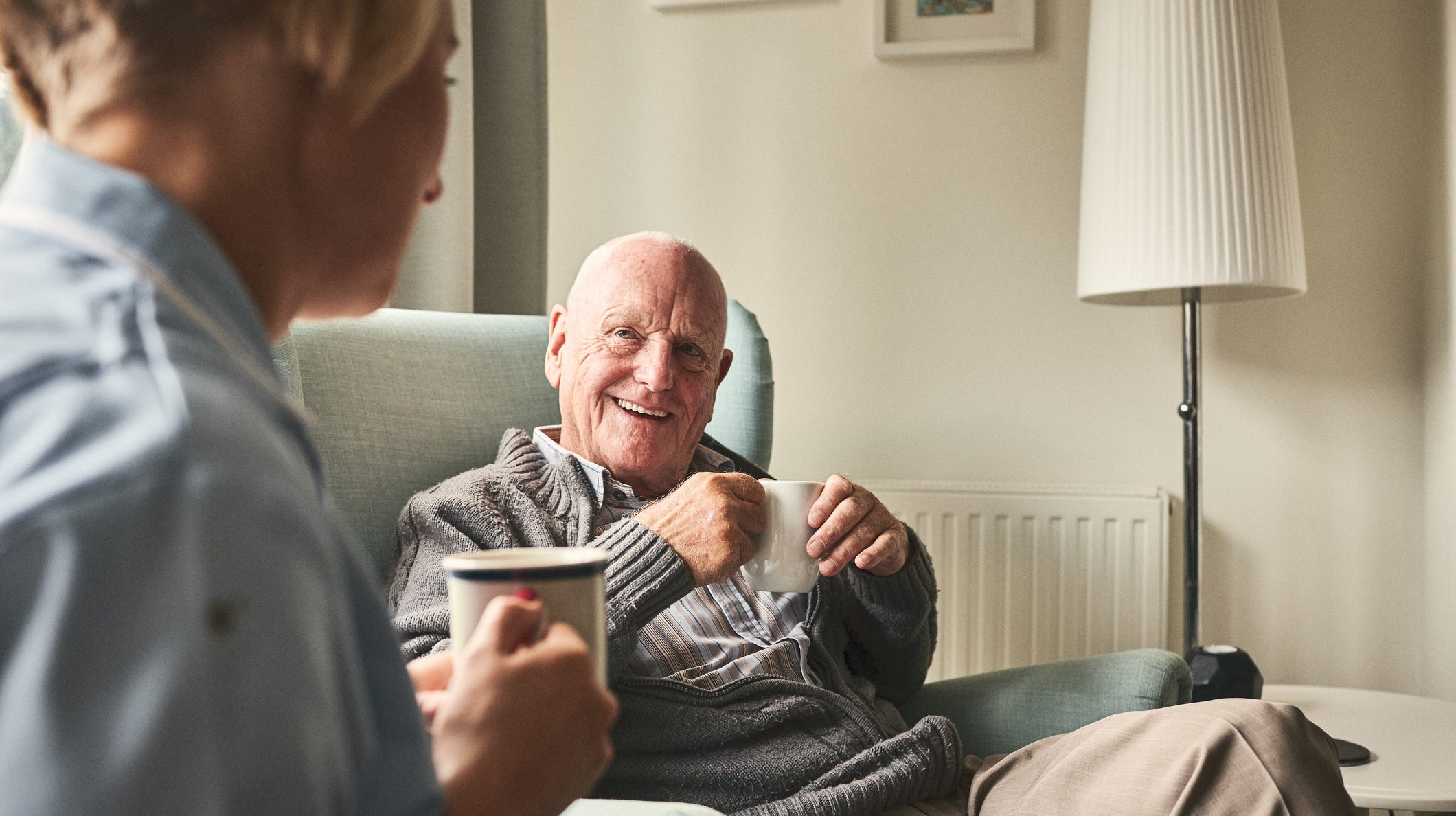 When talking to a loved one about the possibility of a hearing loss, it is important to focus on how the loss may be taking away from his or her quality of life.
