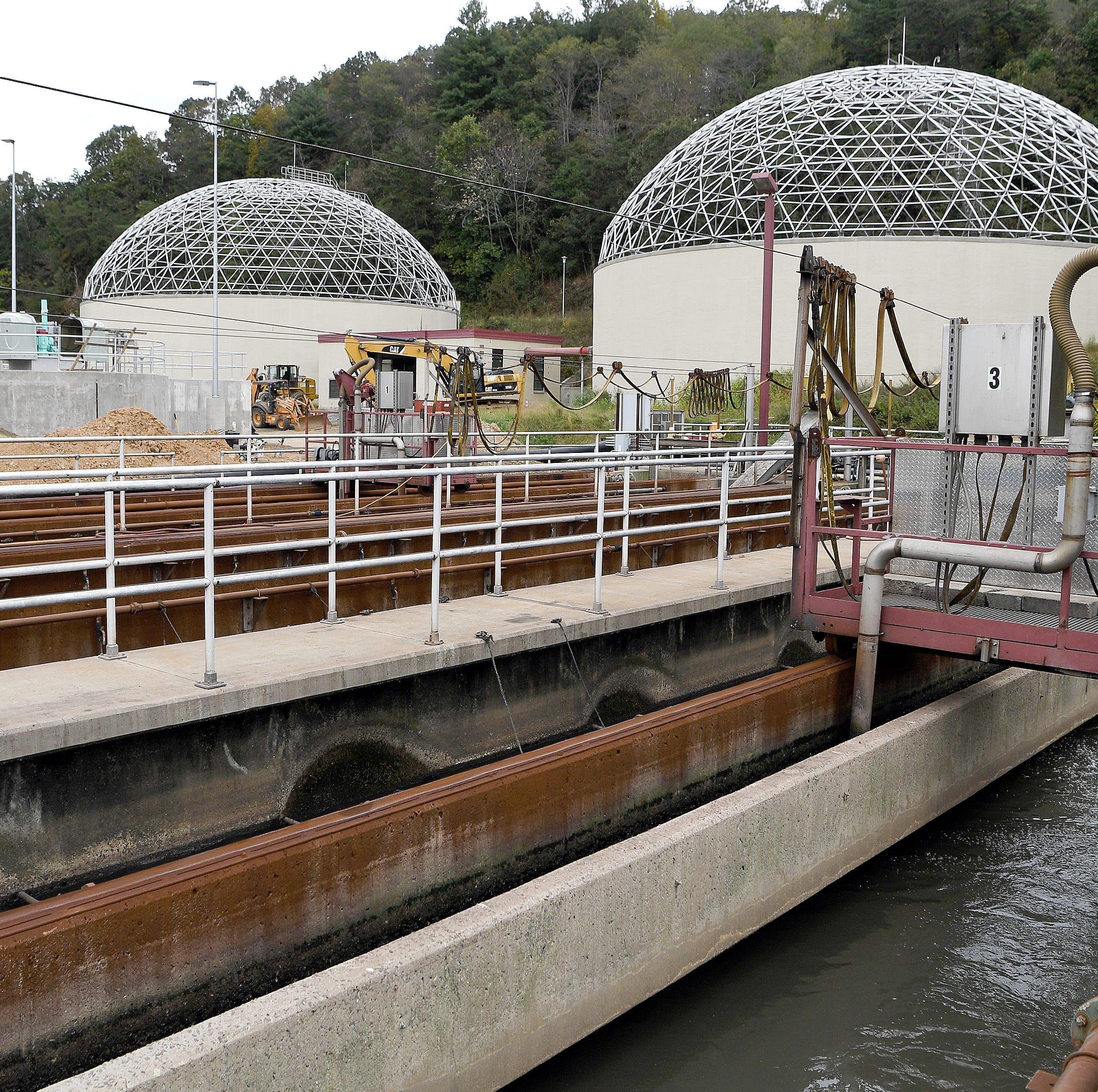 Answer Man: MSD treatment plant has gas? Renewable energy?