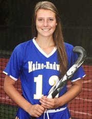 Maine-Endwell junior Anna Castaldo.