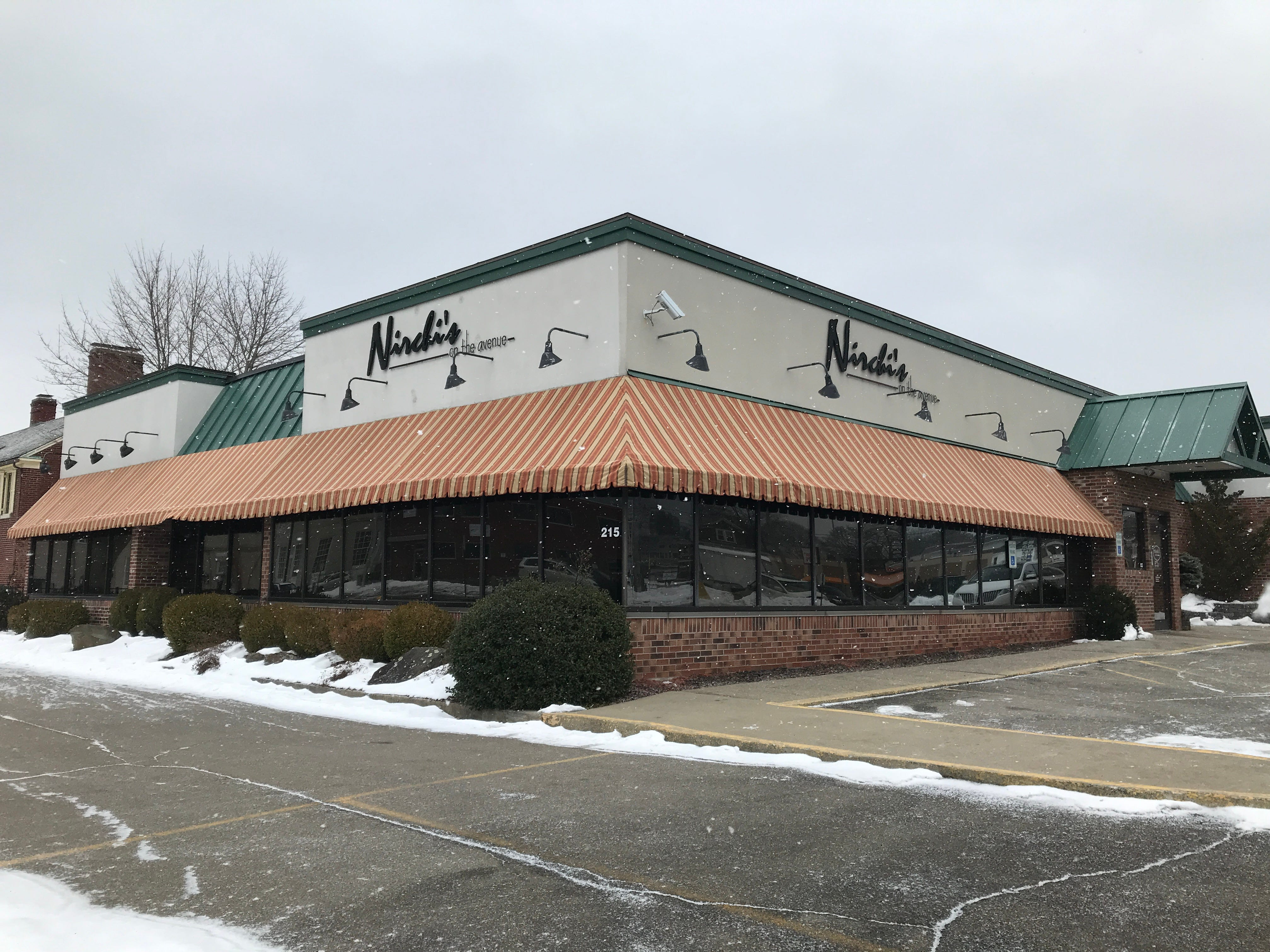 Nirchi's on the Avenue is located on Washington Avenue in Endicott. The restaurant has closed.
