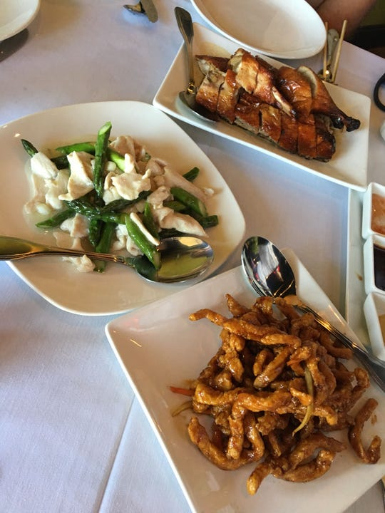 321 Flavor members like Tely's Chinese Restaurant in Suntree because of its delicious food and quiet dining room.